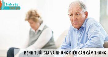 Bệnh tuổi già và những điều cần cảm thông