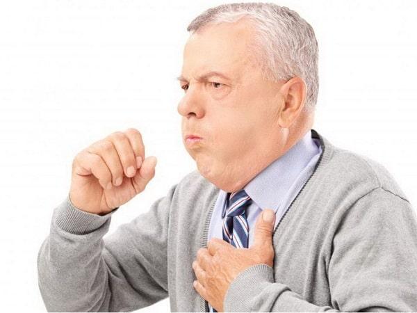 Bệnh viêm phổi ở người già