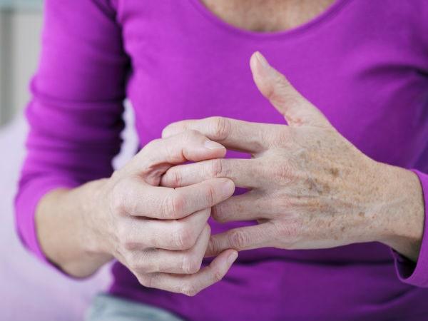 Bệnh gút ở người già