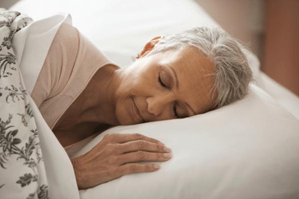 Trầm cảm là do người cao tuổi bị thiếu ngủ