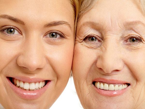 Lý do khiến phụ nữ nhanh chóng bị lão hóa da