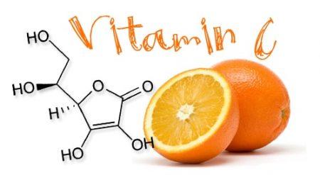 Hoa quả tươi chứa Vitamin C