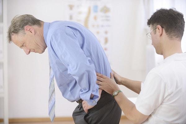 Chứng đau cơ bắp ở người già