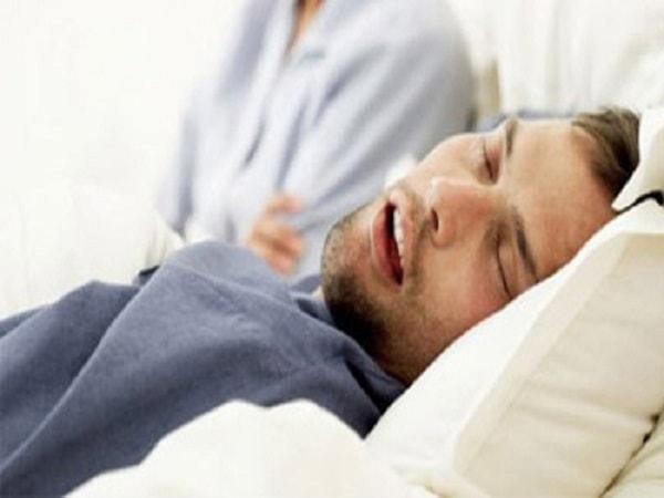 Tìm hiểu về chứng ngưng thở khi ngủ 1