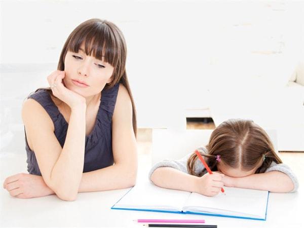 9 điểm chung của những bà mẹ có con thất bại