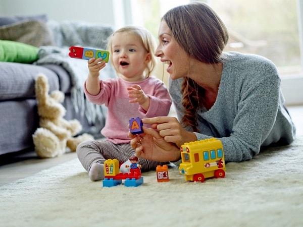 Những trò chơi hấp dẫn giúp rèn luyện tư duy cho trẻ mầm non