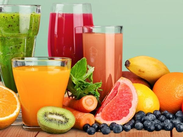 Người bị tiểu đường nên tránhsử dụng nước trái cây