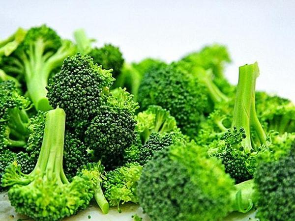 Bông cải xanh tốt cho người bị tiểu đường