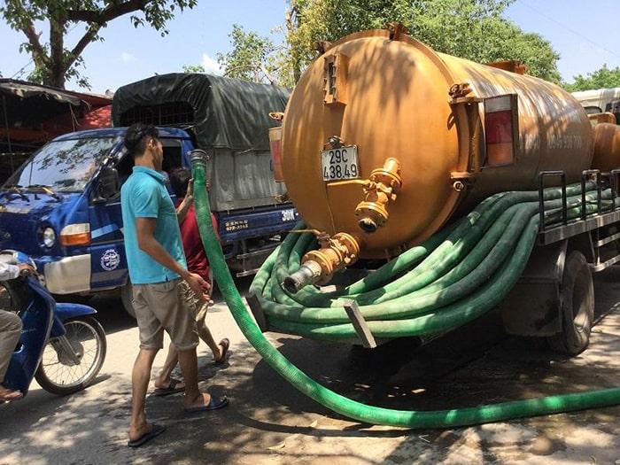 Dịch vụ thông tắc bồn cầu tại Hà Nội giá hấp dẫn